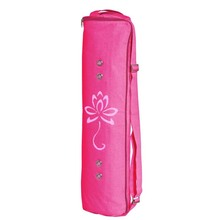 New Fashion Yoga Mat Bag Cotton Yoga Mat Carrier Yoga Accessories with Dual Air-flow