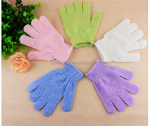 Moisturizing Spa Skin Care Cloth Bath Glove Exfoliating Gloves Cloth Scrubber Face Body body bath gloves