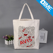 2017 New Fashion Cheaper Gifts Digital Printing Shopping Cotton Bag