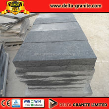 Hot sales Blue limestone steps,blue steps stone,limestone stairs paving stone
