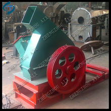 0.6-1.5 t/h wood chipper/wood chipping machine made in China