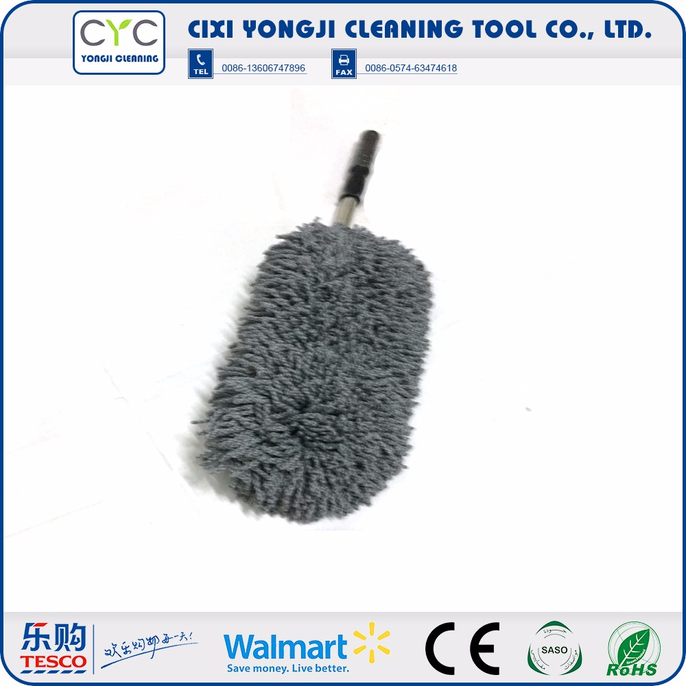 Auto Detailing Multipurpose Microfiber car flexible duster