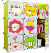 Pretty Eco-friendly children storage cabinet Storage Drawers