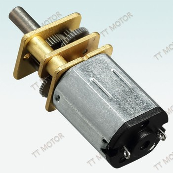 GM12-N20VA 12mm 5v dc motor electric gear reducer for car