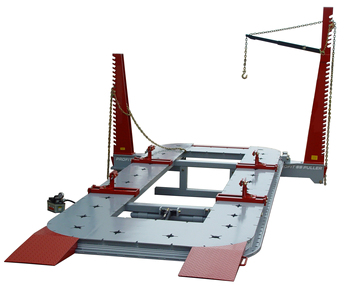 Car body frame machine Chassis Straightening Auto Car Body Repair Bench(CE and ISO approved)