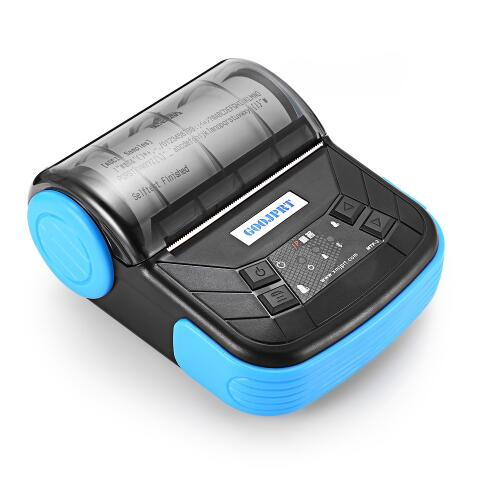 Food Delivery 80mm Portable Thermal Printer Android Bluetooth Receipt Printer