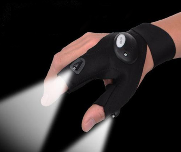 Shenghui Hot Selling China Wholesale Sport Gloves With Led Lights,LED Gloves