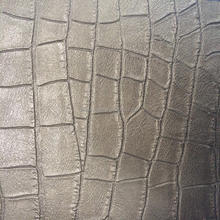 Upholstery materials Embossed Imitation PVC Leather for Decorative