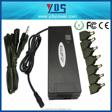 120W universal laptop adapter, AC Adapter LED driver for CCTV/LED/Lightings power adapter