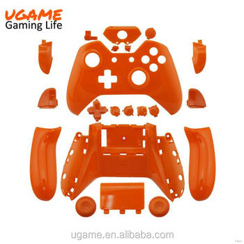 Custom Matte color complete Kits for Xbox One Controller shell