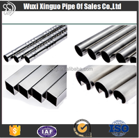 Super Ss 316 Stainless Steel Seam Welded Pipes