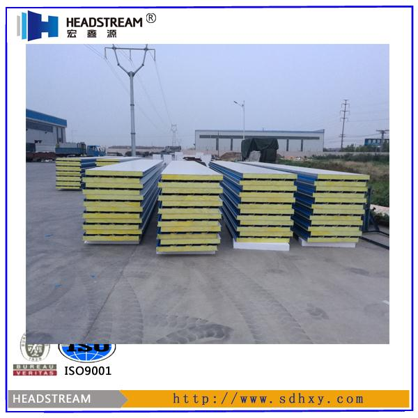 Hot sale good quality fire rated glass wool panel / prank / bred with high quality