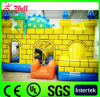 Hot sale dragon inflatable bouncer / inflatable bcouncy house