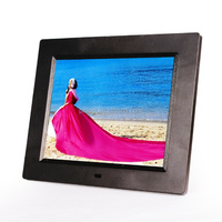 digital photo frame Picture Calendar Memory CE ROHS approved OEM muti-functional bulk 7 digital photo frame