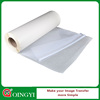 Transparent self adhesive plastic film