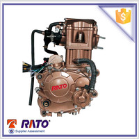 Chinese Water Cooled Single Cylinder 200cc Motorcycle Engines for Sale