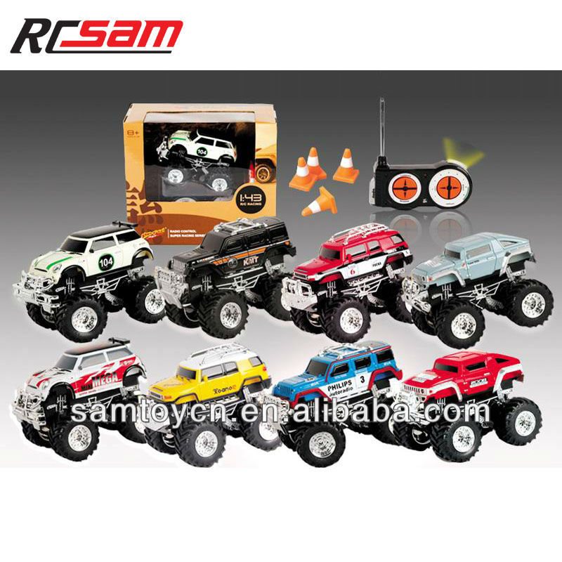 1 43 scale rc cars