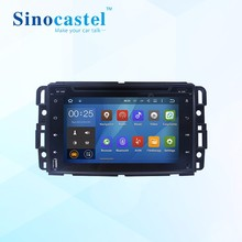 Android 5.1 Double DIN Car GPS Multimedia Entertainment System for 2009 2011 Chevrolet Avalanche