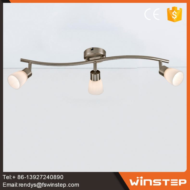Simple design factory led spotlight price housing decoration