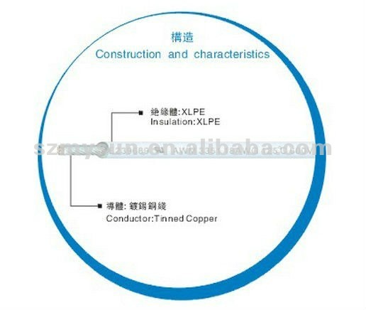MYSUN UL 3351 16 gauge copper wire