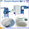 pillow ball fiber filling machine with opening machine and air compressor
