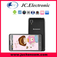 Rooted Lenovo LePhone P780 With MTK6589 Android 4.2 3G GPS OTG 5.0 Inch Gorilla Glass Screen Multi Language Smart Phone