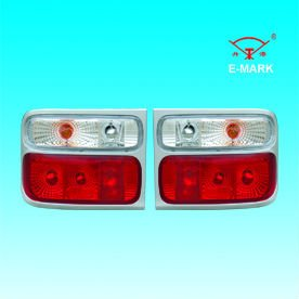ECE OEM Long Life Toyota Coaster Bus Taillight