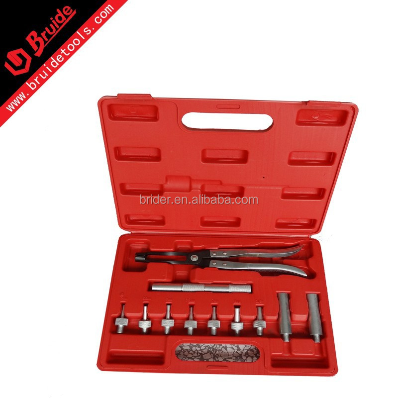 VALVE STEM SEAL AUTO TOOL REMOVER AND INSTALLER PLIER AUTOMOTIVE SET KIT