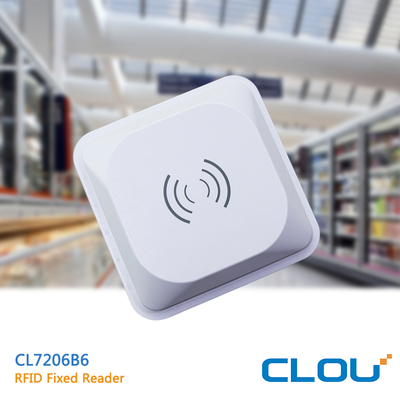 CL7206B6 RS232 uhf rfid rolling code RFID Reader