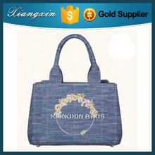 Lady Denim Soft Hand Bag Cheap Shoulder Bag