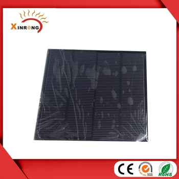 6V 270mA Mini Solar Panel Epoxy Resin Encapsulation Solar Panels