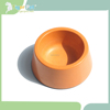 New design plastic factory price high quality pet heating bowl