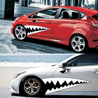 Matte And Glossy 3D Car Sticker For Vehicle Wraps