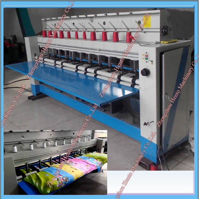 Automatic Multi Needle Quilting Machine / Quilting Sewing Machine