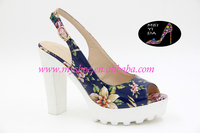 8cm high heels fashion sandals