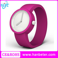 Best quality watches silicone band Sports Watches Made in China