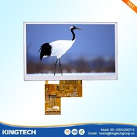 "5"" inch tft lcd touch screen"