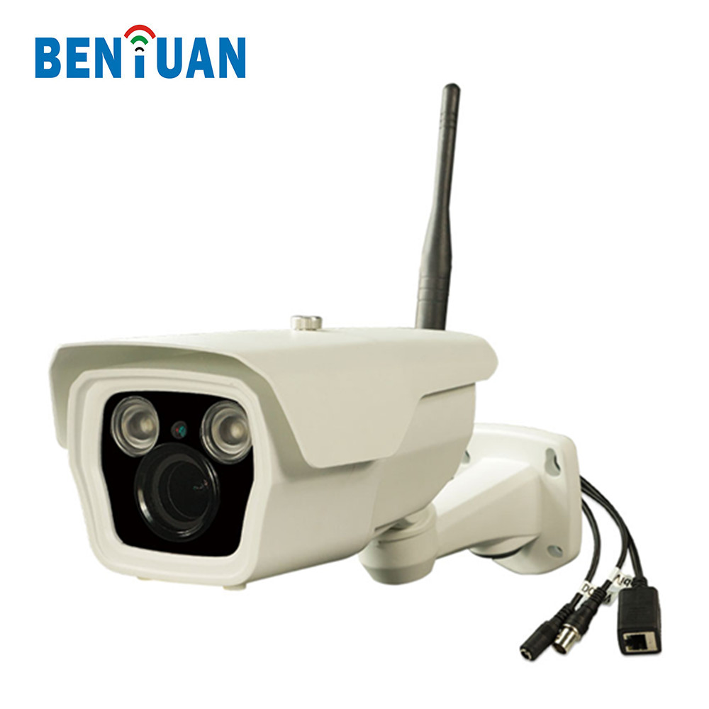 1080P 2MP Waterproof IP Camera Outdoor IR Wireless Wifi IP Camera With Onvif p2p