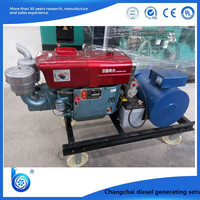 changchai used diesel generator set for sale
