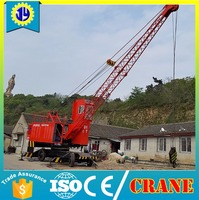 Competitive price 10 ton mobile truck crane with telescopic jib boom for sale