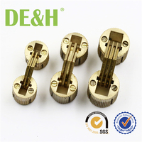 8mm brass small hinges for wooden box