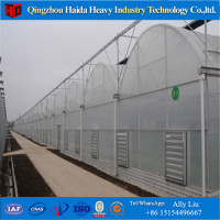 China Agricultural Green House Aluminum Garden