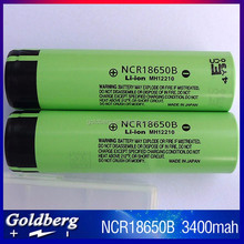 Best sale 3400mah 18650 3.7v battery li-ion cell NCR18650B battery pack for e-bike