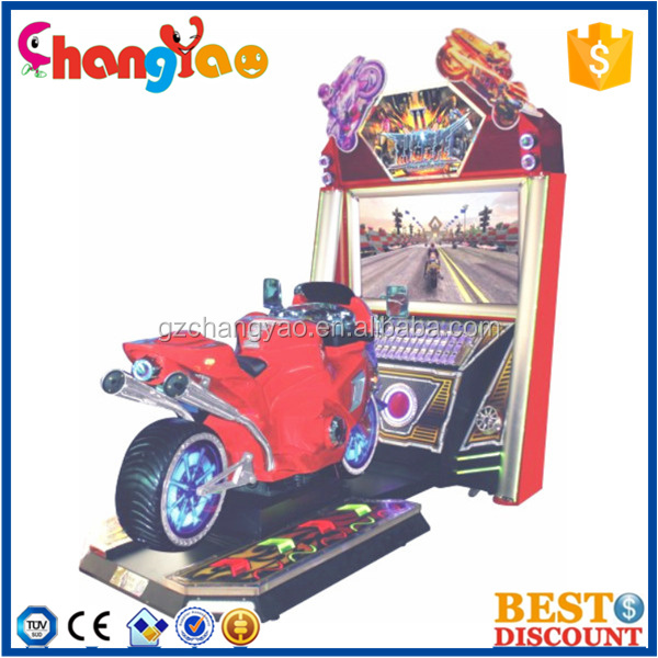 Arcade Simulation Motorcycle Single Player Hot Sale
