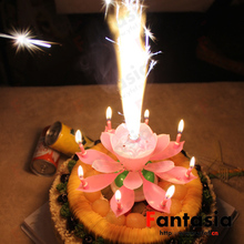 TOP SELLER Happy Birthday Music Candle With Fireworks