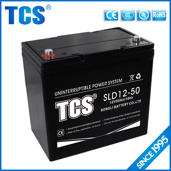 2016YOUR RIGHT CHOICE 12v rechargeable valve regulated lead acid battery 12v 75ah battery storage SL12-50 battery