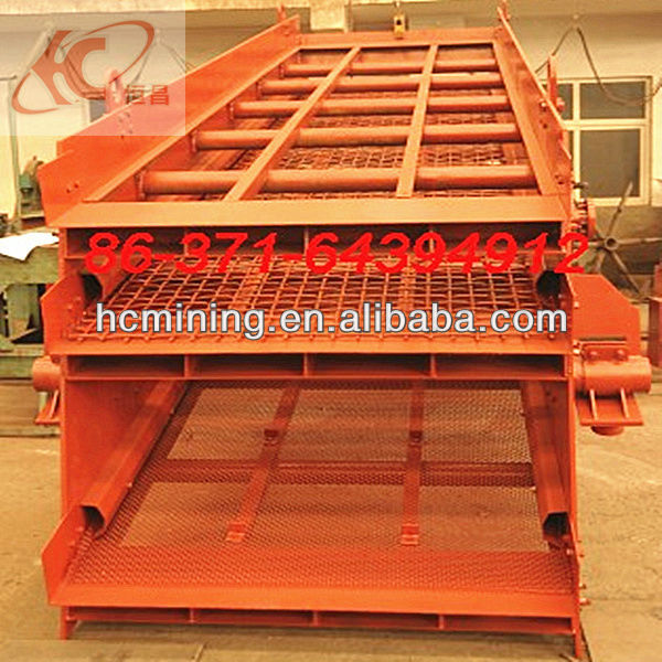 For Beneficiation YK series Circular vibrating screen for fertilizer