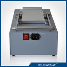 CGS 598 Flash stamp machine/hot stamp machine/220V Photosensitive Portrait Flash stamp Machine Kit Self-inking stamping making