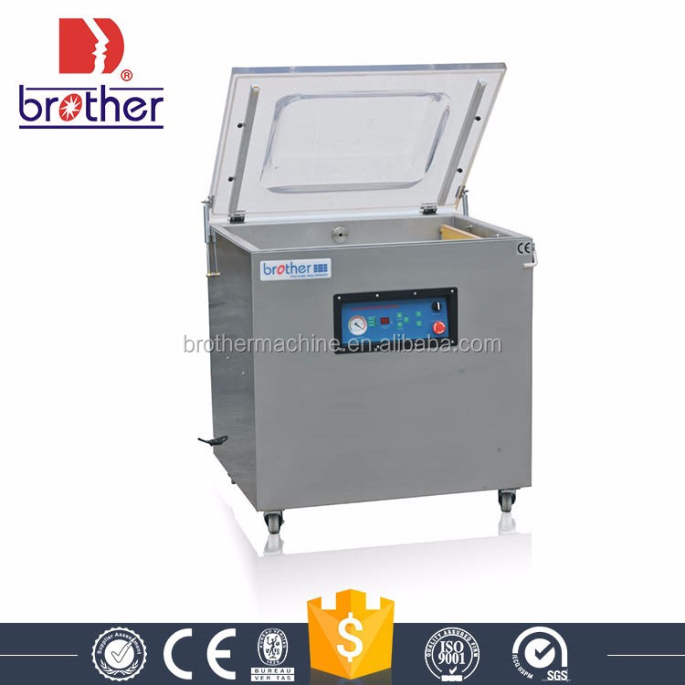 Brother DZ8060 stainless steel Single chamber food saver vacuum packers