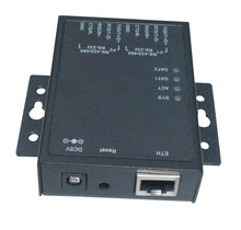 Serial RS232 RS485 RS422 to Ethernet TCP/IP Converter